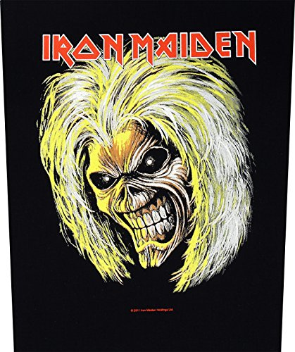Iron Maiden - Parche para espalda, diseño de Iron Maiden