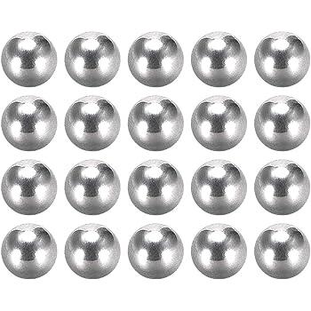 Diameter G25 Precision Chrome Steel Bearing Balls 100PCS 1//16 inch 1.588mm
