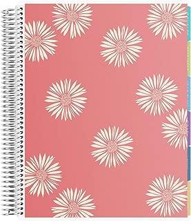 Erin Condren 12-Month 2019-2020 Teacher Lesson Planner 8.5x11 (August 2019-July 2020) - Daisies