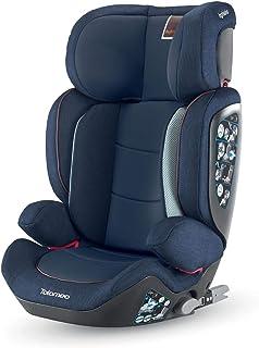 Inglesina AV97L0NAV - Silla de auto con respaldo integrado para niños de 3 a 12 años, color azul