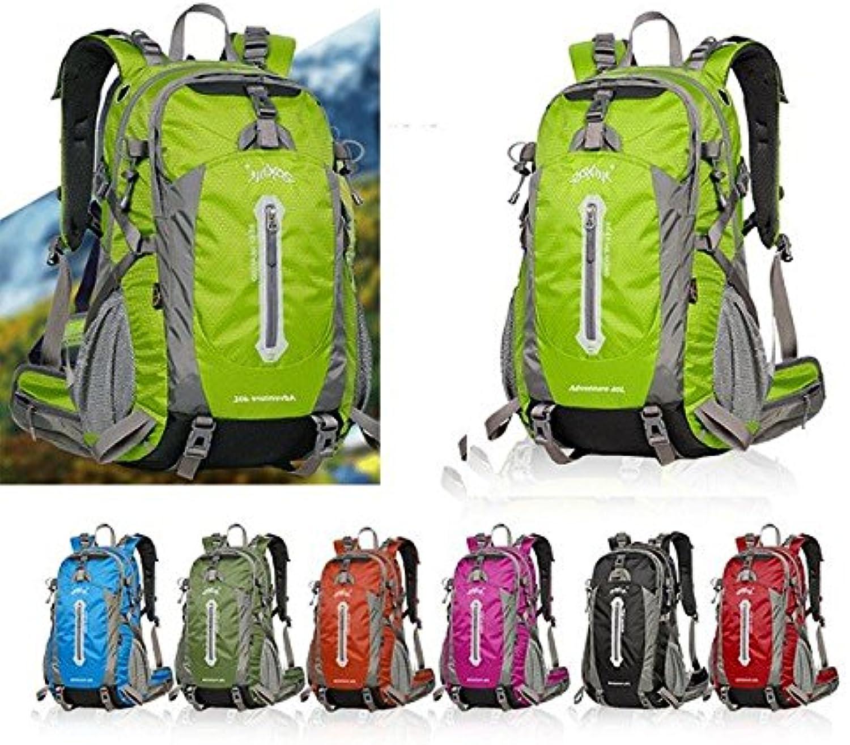 Bazaar 50L Outdoor Camping Hiking Backpack Travel Mountaineering Trekking Shoulder Bag