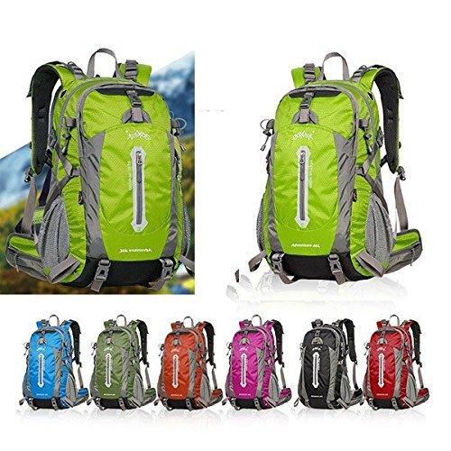 Bazaar 50L Outdoor Camping Wanderrucksack Travel Mountaineering Trekking Umhängetasche