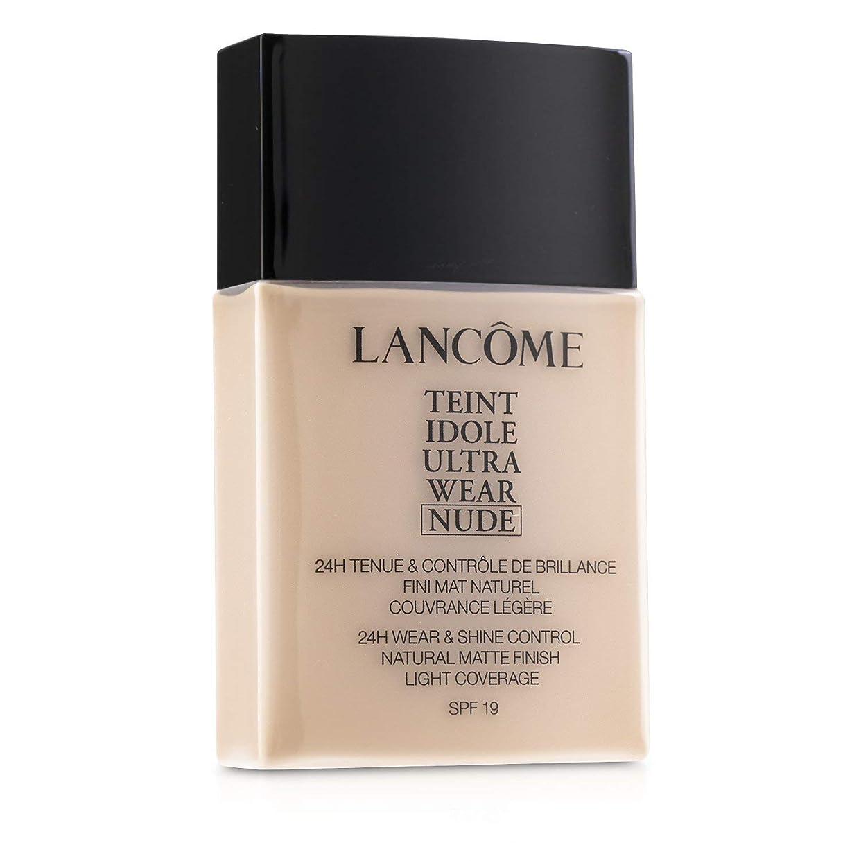 取り除く変化するレシピランコム Teint Idole Ultra Wear Nude Foundation SPF19 - # 02 Lys Rose 40ml/1.3oz並行輸入品