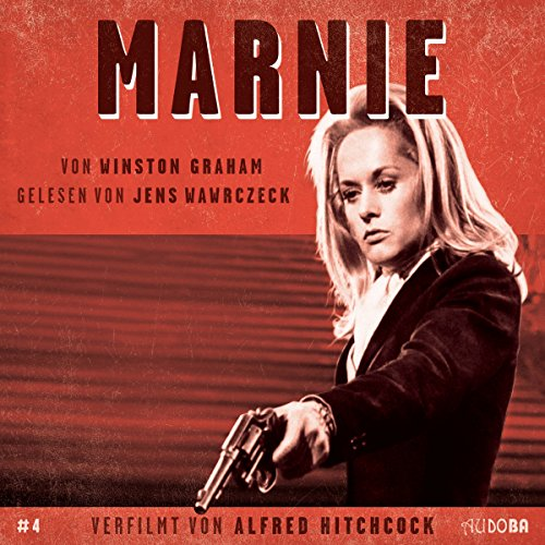 Marnie audiobook cover art