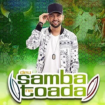 Deu Samba Na Toada (Ao Vivo)