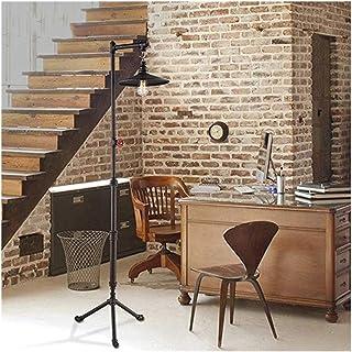 Lampe sur pied Industrielle américaine Rétro tuyau d'eau Salon Plancher Lumière Village Loft salle d'étude Designer Chambr...