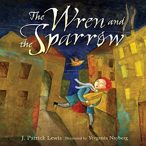 The Wren and the Sparrow audiobook cover art