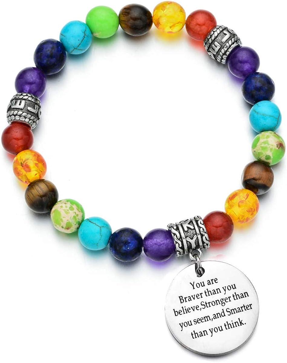 LIXIAQ1 Disco Beads Bracelet Hollow Crystal Ball Bracelet Adjustable Anklet Charm Jewelry Vacation Birthday Gift,Nine Turn Bracelet