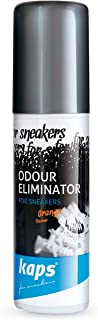 Shoe Deodorant For Sneakers, Orange Scent, Kaps Sneakers Odour Eliminator
