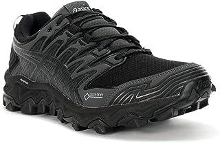 Asics Womens FujiLyte XT Trail Running Shoes Trainers Blue Grey Navy Sports