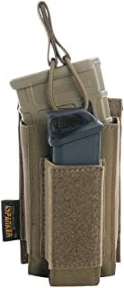 EXCELLENT ELITE SPANKER Open-Top Single/Double/Triple Mag Pouch for M4 M14 M16 AK AR Elastic Kangaroo Rifle Magazines and Pistol Mag Pouch