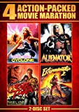Action Packed Movie Marathon (Cyclone, Alienator, Eye Of The Tiger & Exterminator 2)