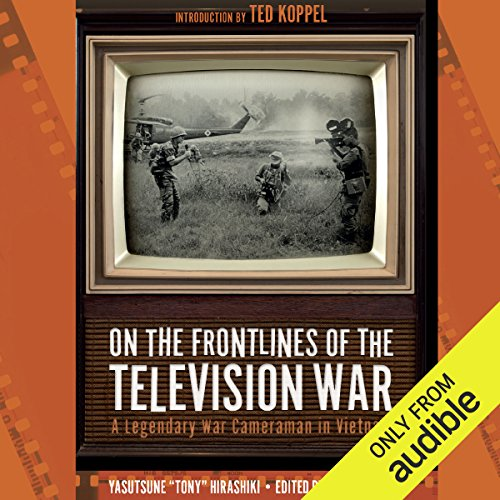 On the Frontlines of the Television War audiobook cover art