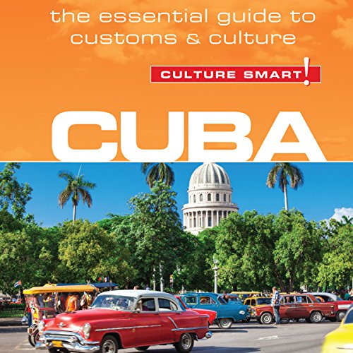 Cuba - Culture Smart! audiobook cover art