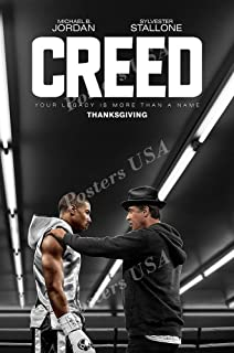 Posters USA Creed Movie Poster GLOSSY FINISH - MOV536 (24