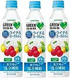 サントリー GREEN DA・KA・RA(グリーン ダカラ)塩ライチ&ヨーグルト 490ml 1セット(48本)