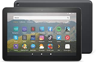 Nuevo tablet Fire HD 8, pantalla HD de 8 pulgadas, 32 GB (Negro) - con ofertas especiales