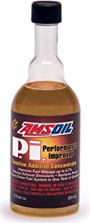Amsoil P.i. Performance Improver Additive 12 oz Treat up to 20 Gallons Gasoline