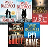 David Baldacci Will Robie Series