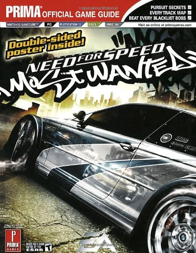 Need for Speed: Most Wanted: Prima Official Game Guide: Most Wanted - The Official Strategy Guide