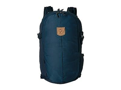 Fjallraven Keb Hike 30 (Storm/Dark Navy 1) Backpack Bags