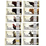 Epic - Epic Bars Variety Pack, 12 Flavors (12 Pack)