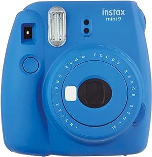 Fujifilm Instax Mini 9 Instant Camera , Cobalt Blue