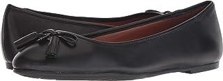 COACH Bea Leather Flat