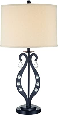 Mossy Oak Antler Accent Lamp Table Lamps Amazon Com