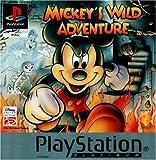 Mickeys Wild Adventure PLATINUM PAYSTATION {version española}