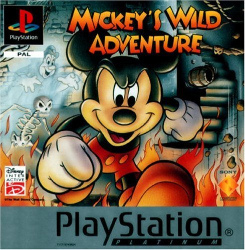 Mickey's Wild Adventure - Platinum