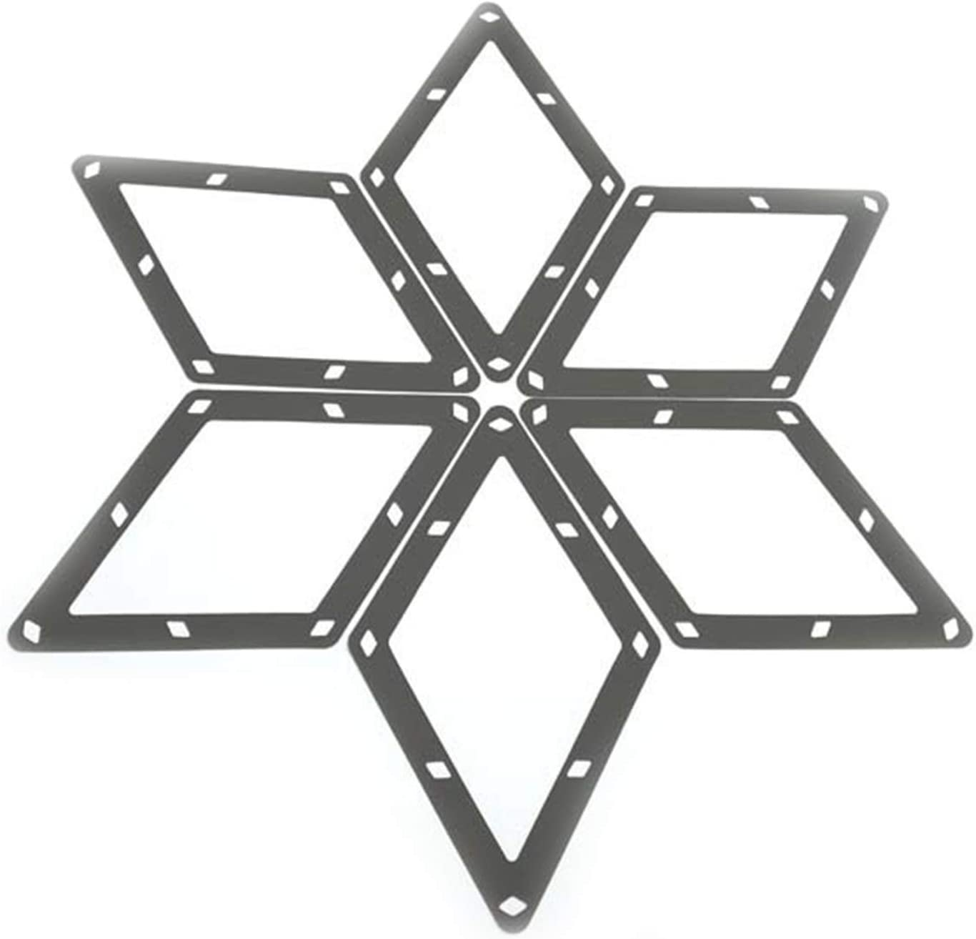 TX GIRL 30pcs lot Magic Ball Design Sheet Holder Rack Max 61% OFF Rhombus Ni Max 65% OFF