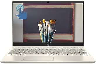 Newest Premium HP Pavilion 15.6 inch HD Touchscreen Laptop Computer PC, 8th Gen Intel Quad-Core i5 Processor, 8GB DDR4 512GB PCIe SSD, FHD IR Webcam USB-C HDMI WiFi BT 4.2 RJ-45 B&O Win 10