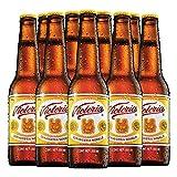 Cerveza Ámbar Victoria 24 botellas de 355 ml c/u