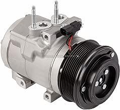 AC Compressor & A/C Clutch For Ford F250 F350 F450 F550 Super Duty 6.7L PowerStroke Diesel 2011 2012 2013 2014 2015 2016 - BuyAutoParts 60-03218NA New