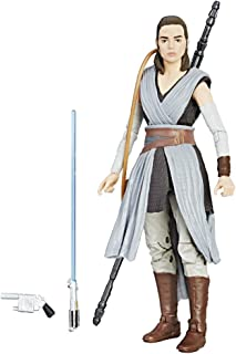 Star Wars Jedi Training The Black Series Rey Figure