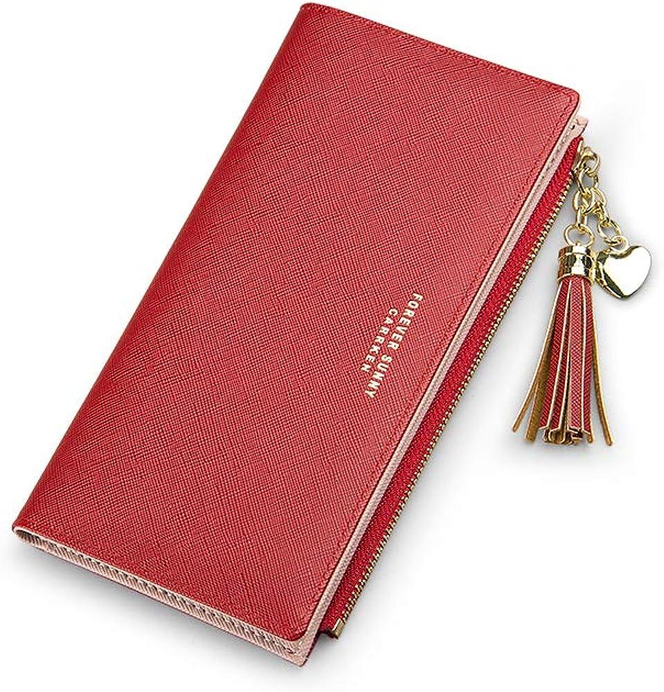 Dolce & vita, portafoglio, porta carte di credito, per donna , in pelle