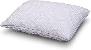 Comfort & Relax Shredded Memory Foam Pillow, Height Adjustable, Standard