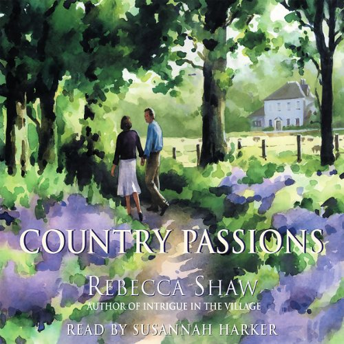 Country Passions  By  cover art