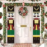 Top 10 Garage Door Christmas Banners