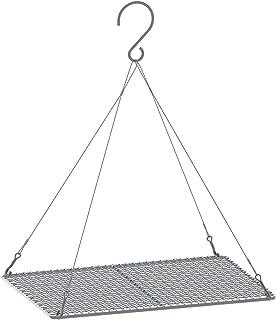 Boundless Voyage チタン焼き網 ソロキャンプ 極軽 ファイアグリル BBQ バーベキュー 持ち運び便利 正規品