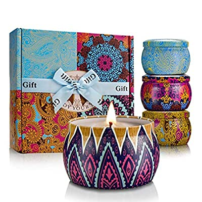 YINUO LIGHT Scented Candles