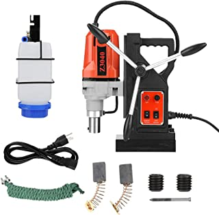 Multi-Function 1100W Metal Magnetic Drill, 110V Tools Model Z3040 Tools Magnetic Drill Press, US Plug