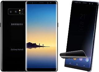 ستيكر واقي وحماية الشاشة حراري غامق (للحفاظ على الخصوصية) مقاوم للخدوش لجوال سامسونج جالكسي نوت Samsung Galaxy Note 8