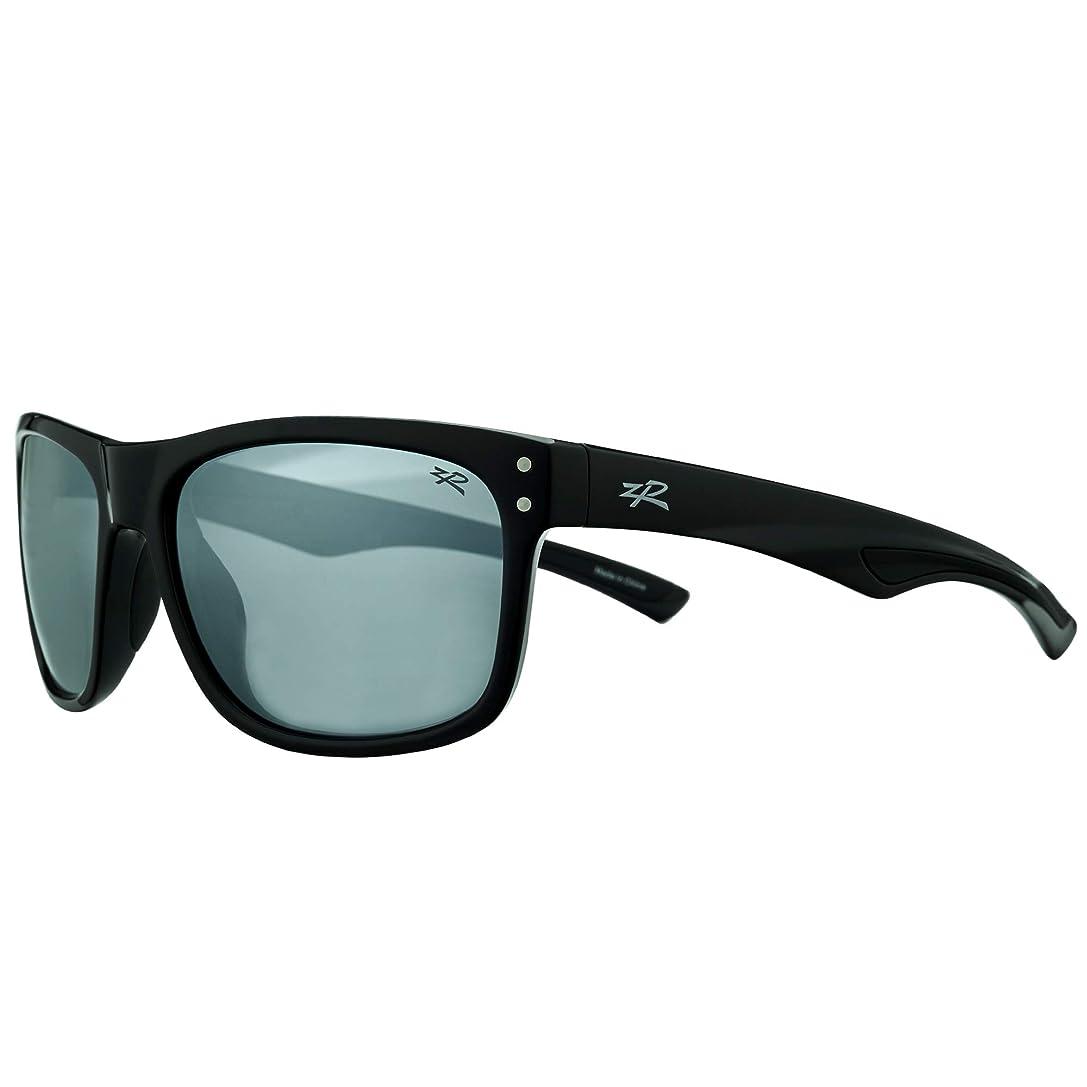 科学的はがきおばさんHAKA 偏光レンズ メンズスポーツサングラス 超軽量 UV400 紫外線をカット スポーツサングラス/ 自転車/釣り/野球/テニス/ゴルフ/スキー/ランニング/ドライブ