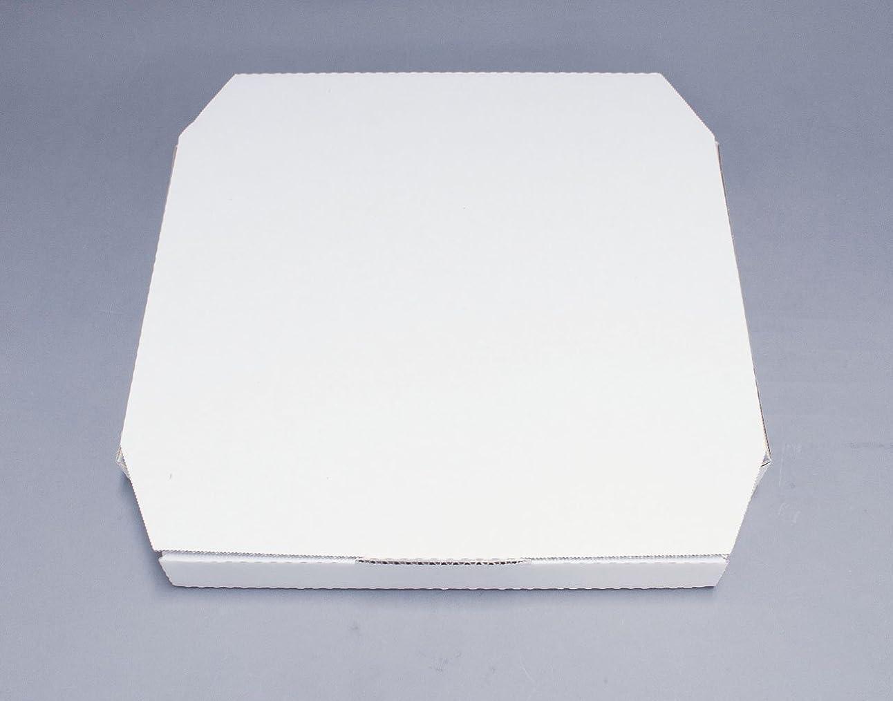 里親超越する里親ピザボックス 白(100枚入) 187116 10インチ