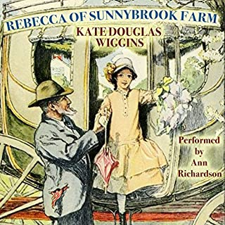 Rebecca of Sunnybrook Farm                   By:                                                                                                                                 Kate Douglas Wiggin                               Narrated by:                                                                                                                                 Ann Richardson                      Length: 8 hrs and 11 mins     13 ratings     Overall 4.2