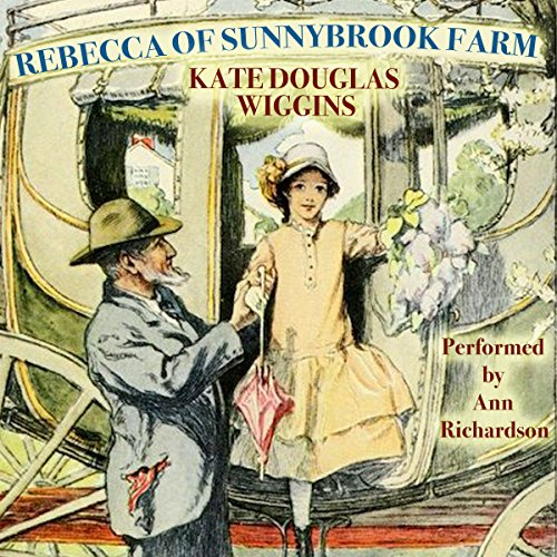 Rebecca of Sunnybrook Farm  By  cover art