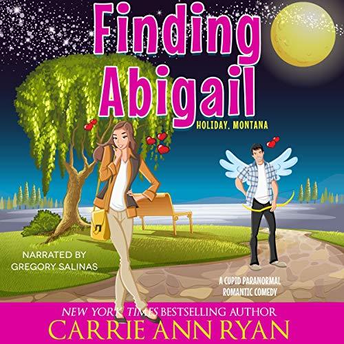 Finding Abigail Titelbild