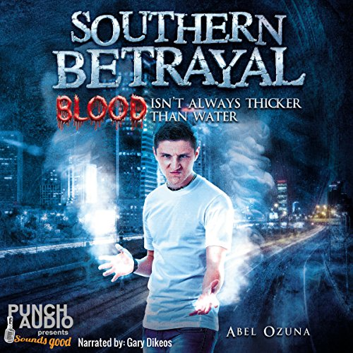 Southern Betrayal audiobook cover art